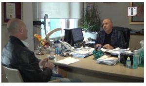 Intervista e Z.Ponari-President i FSHB