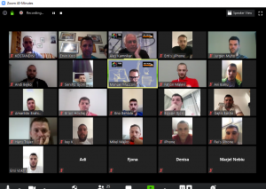 FIBA SCOD – Zoom meeting