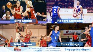 #NeDoRingrihemi – Silvi Sinani – Robert Shestani – Niko Thano – Enisa Qosja