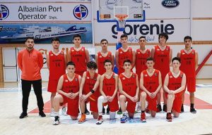 FIBA U15 Skills Challenge!