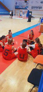 FIBA U15 GIRLS – 09.05.2021